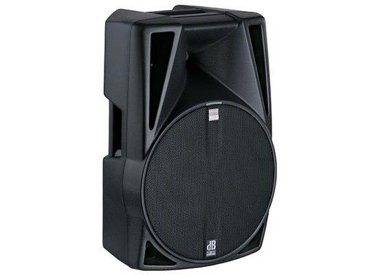 Digital db opreahs 405d power speakers and a mackie 802 mixer