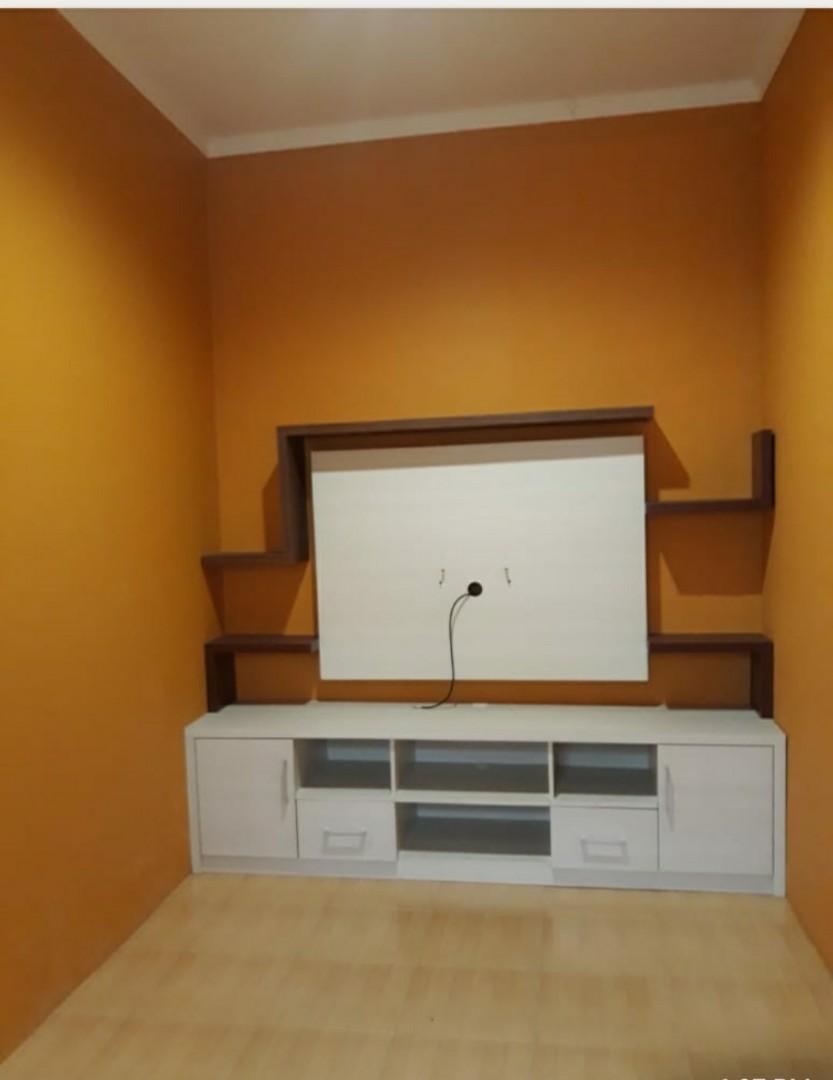 Disewakan rumah baru full furnished 2 lantai siap huni