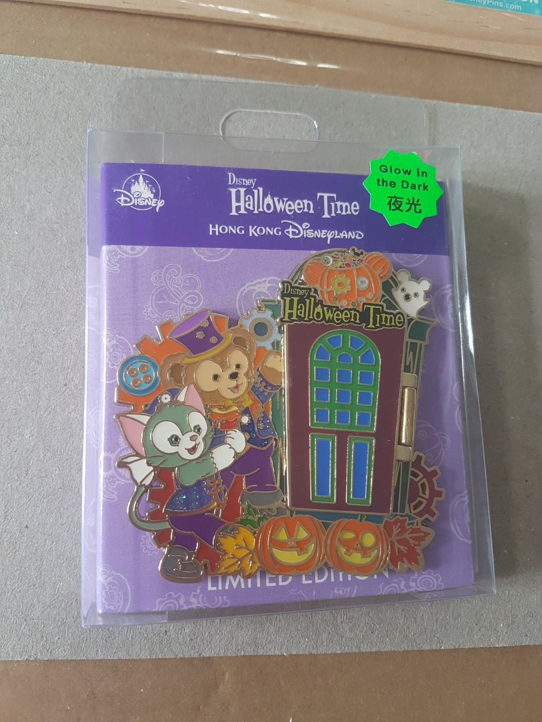 Disney Pin ~ Duffy Limited Edition Pin