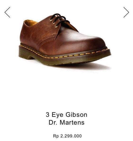 Dr. Martens 3 Eye Gibson