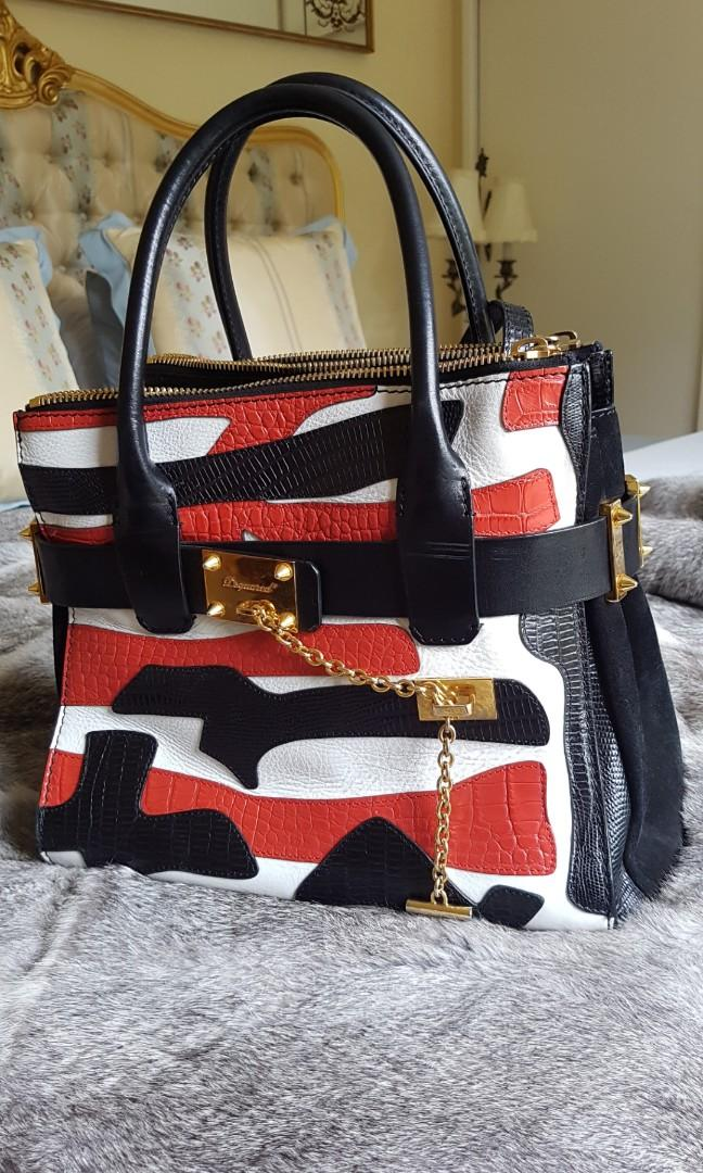 DSquare Bag