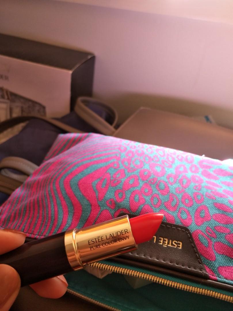 Estee Lauder lipstick Envy Lip Liner Shine Liquid Lip