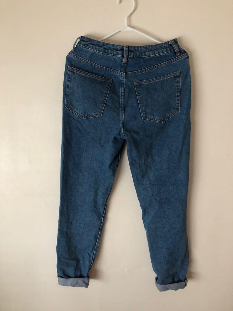 forever21 highwaisted mom jeans vintage