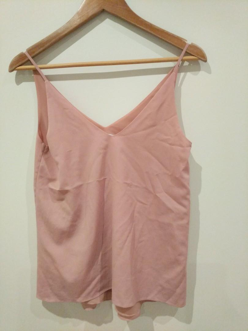 Forever New Size 6 Blush Cami