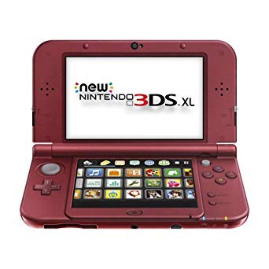 FREE Games + Nintendo *new* 3DS XL