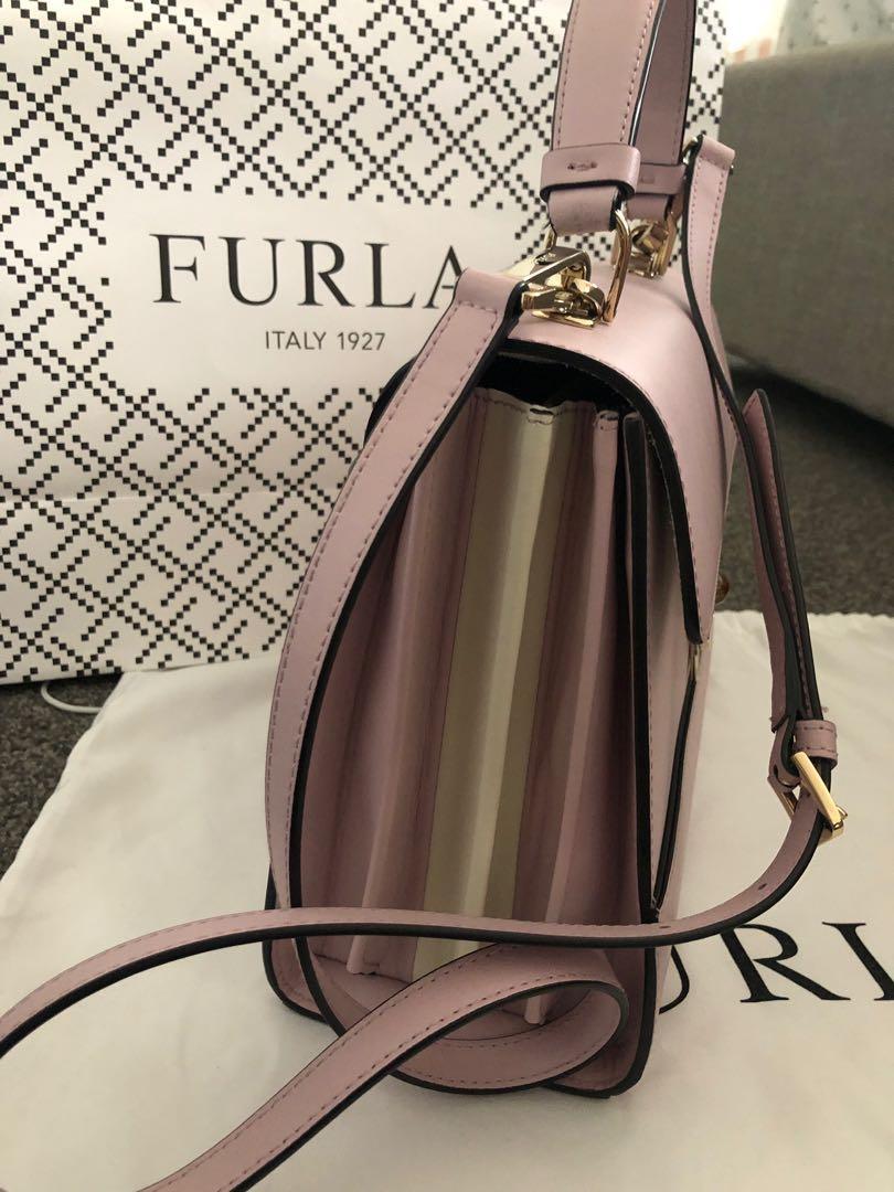 Furla Mughetto top handle handbag