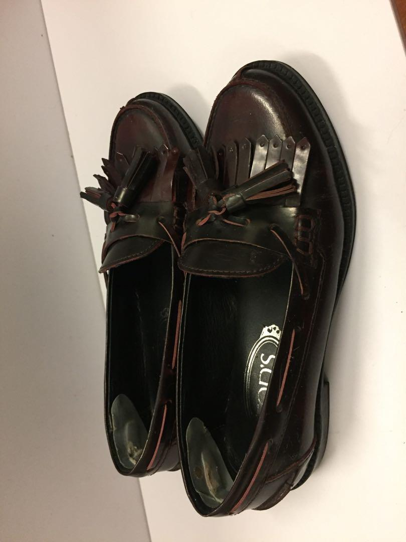 Genuine leather Oxford shoes 真皮牛津鞋