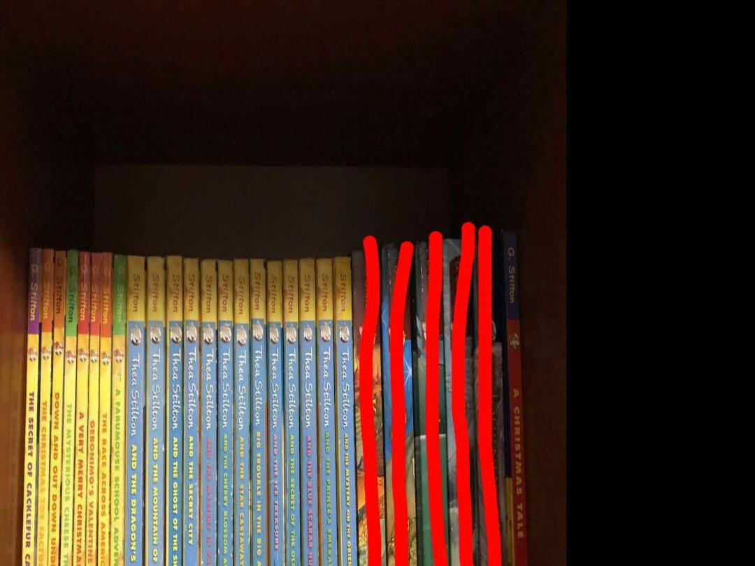 Geronimo Stilton Thea Stilton Books