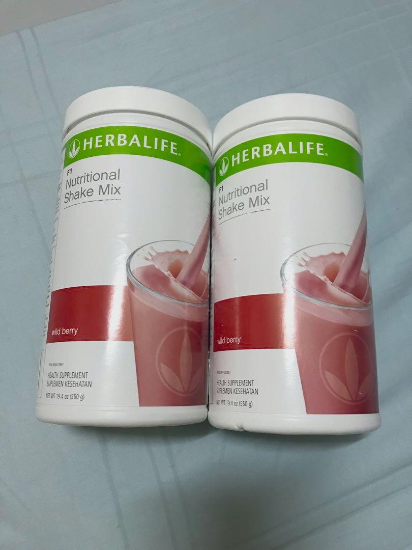 Herbalife - Formula 1 Shake
