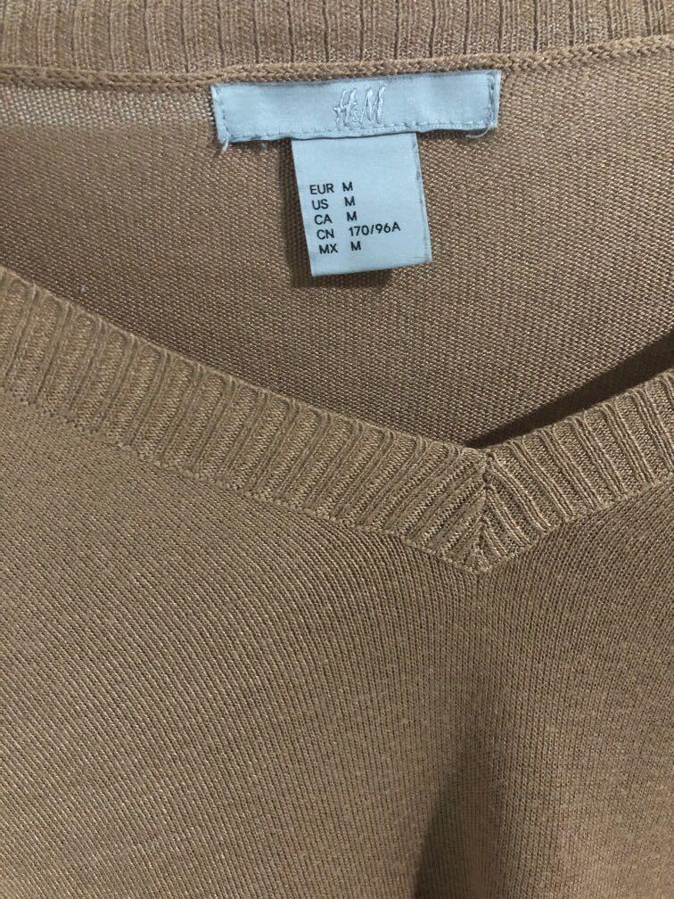 H&M Sloppy Pullover