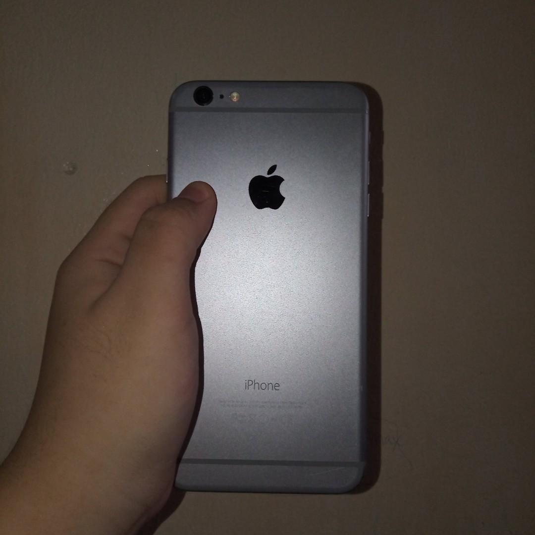 iPHONE 6 PLUS JUAL DAN BISA DIBARTER SAMA SAMSUNG NOTE 5
