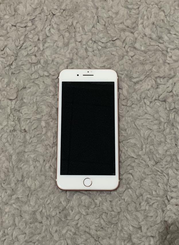 (Reprice!!) Iphone 7 Plus 128gb Rose Gold