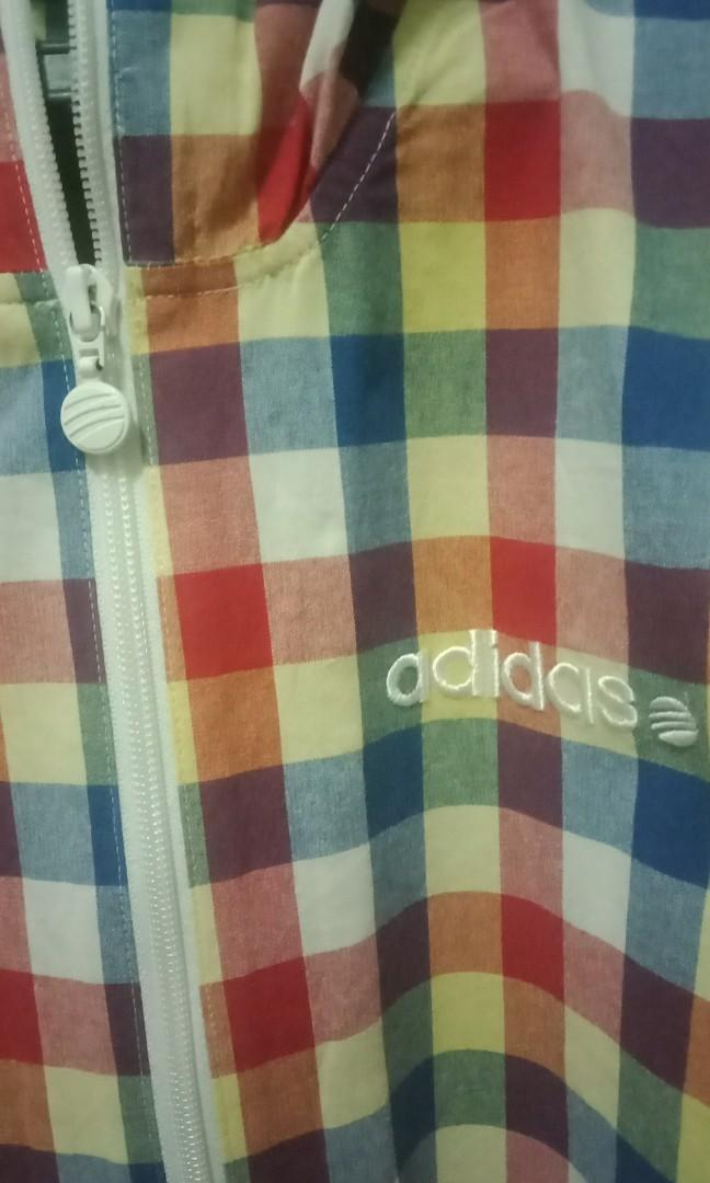 Jaket adidas original slim fit