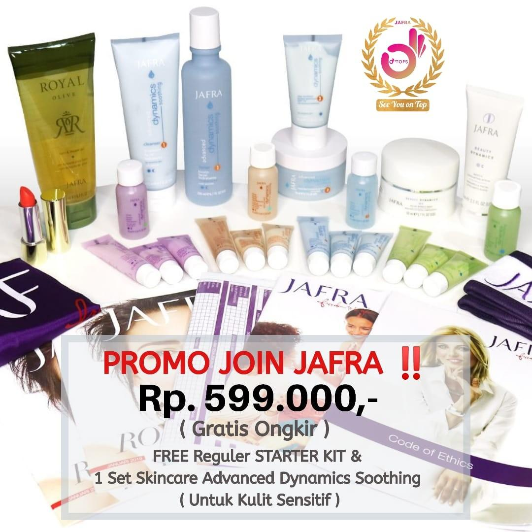 Join Member JAFRA only 599.000