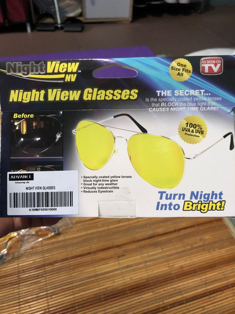 kacamata night view