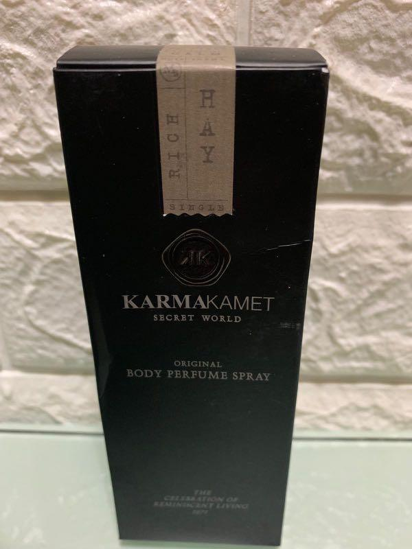 KARMAKAMET  Body perfume Spray   香體噴霧