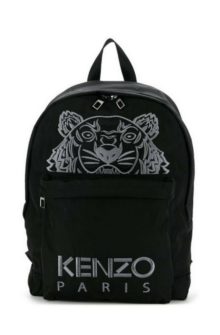 fdf7e9a3 Kenzo Tiger Backpack, Luxury, Bags & Wallets, Backpacks on Carousell