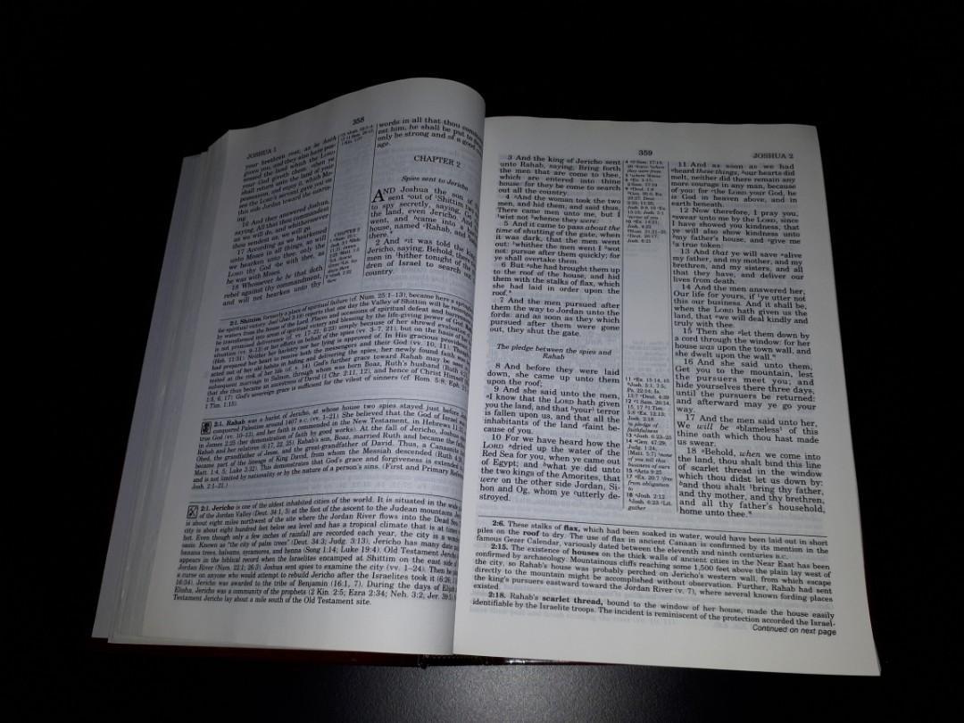 King James Study Bible