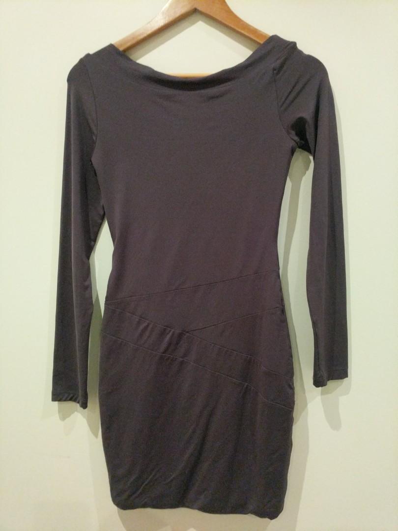 Kookai 1 long sleeve dress