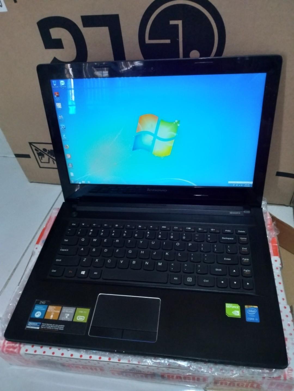 Laptop Gaming Lenovo Z40 i5-4210/GT820M/4Gb/500Gb Surabaya