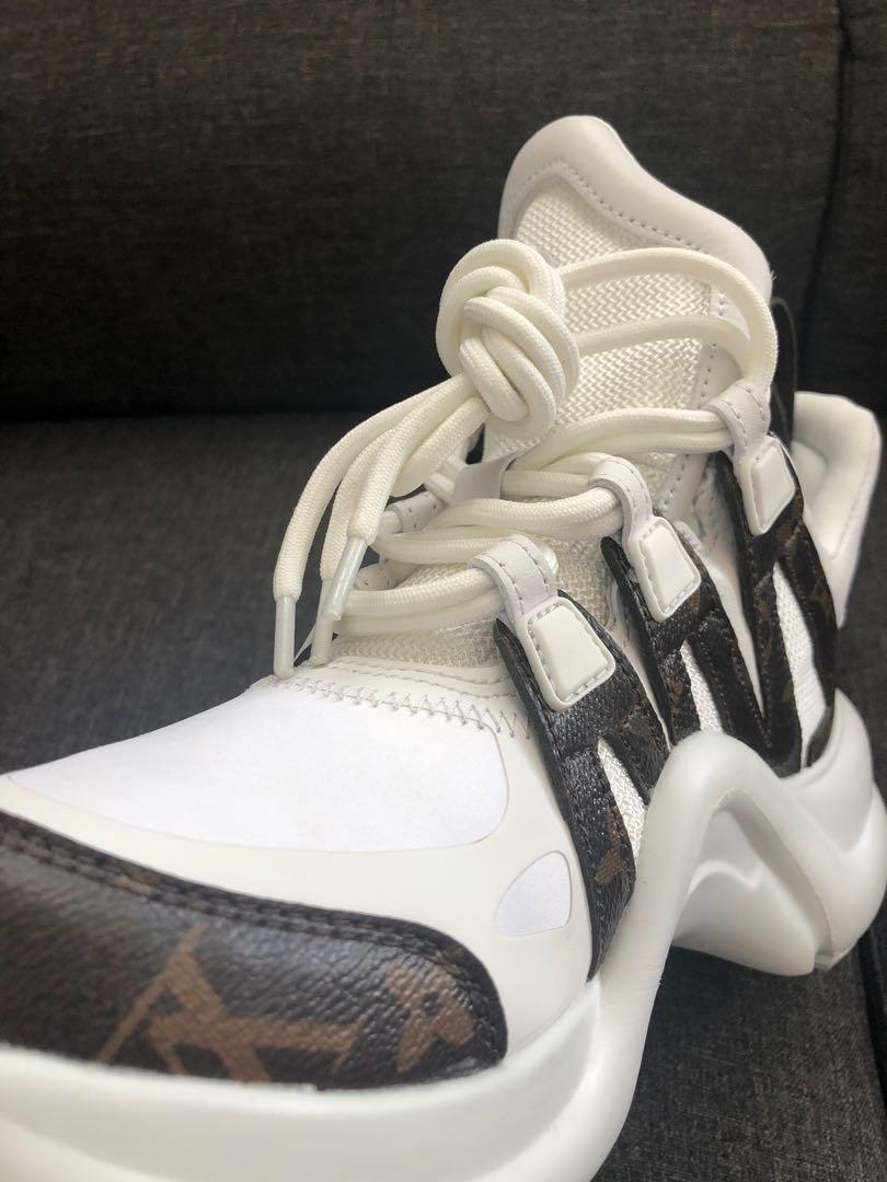 LV archlight women's sneakers