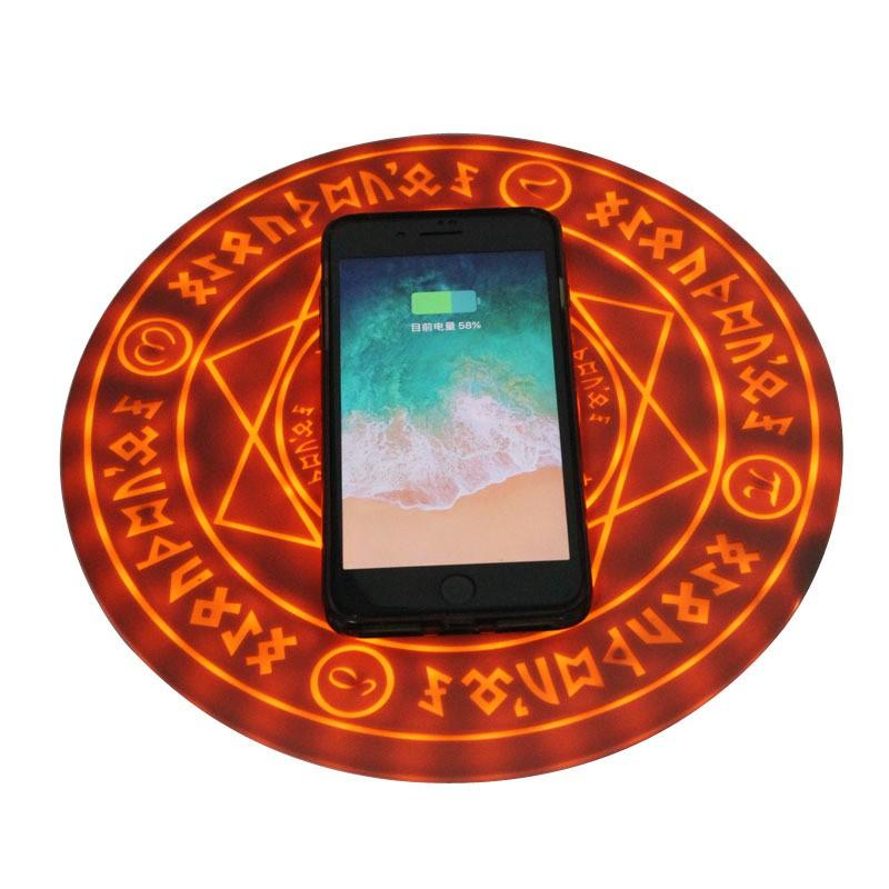 Magical charging pad- 10W - support fast and smart charging!