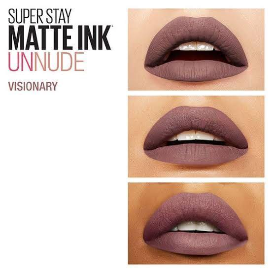 Maybelline Superstay Matte Ink No 95