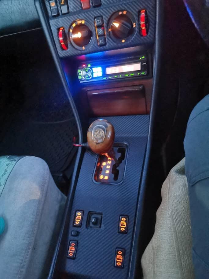 Mercedes-Benz E-class W124 convert 1JZ-GTE TWIN TURBO 2500CC