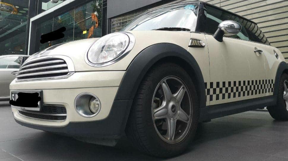 Mini Cooper 1.6A 2009 🇸🇬