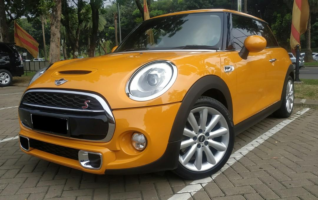 Mini Cooper 2.0 S At Th 2014 , istimewah