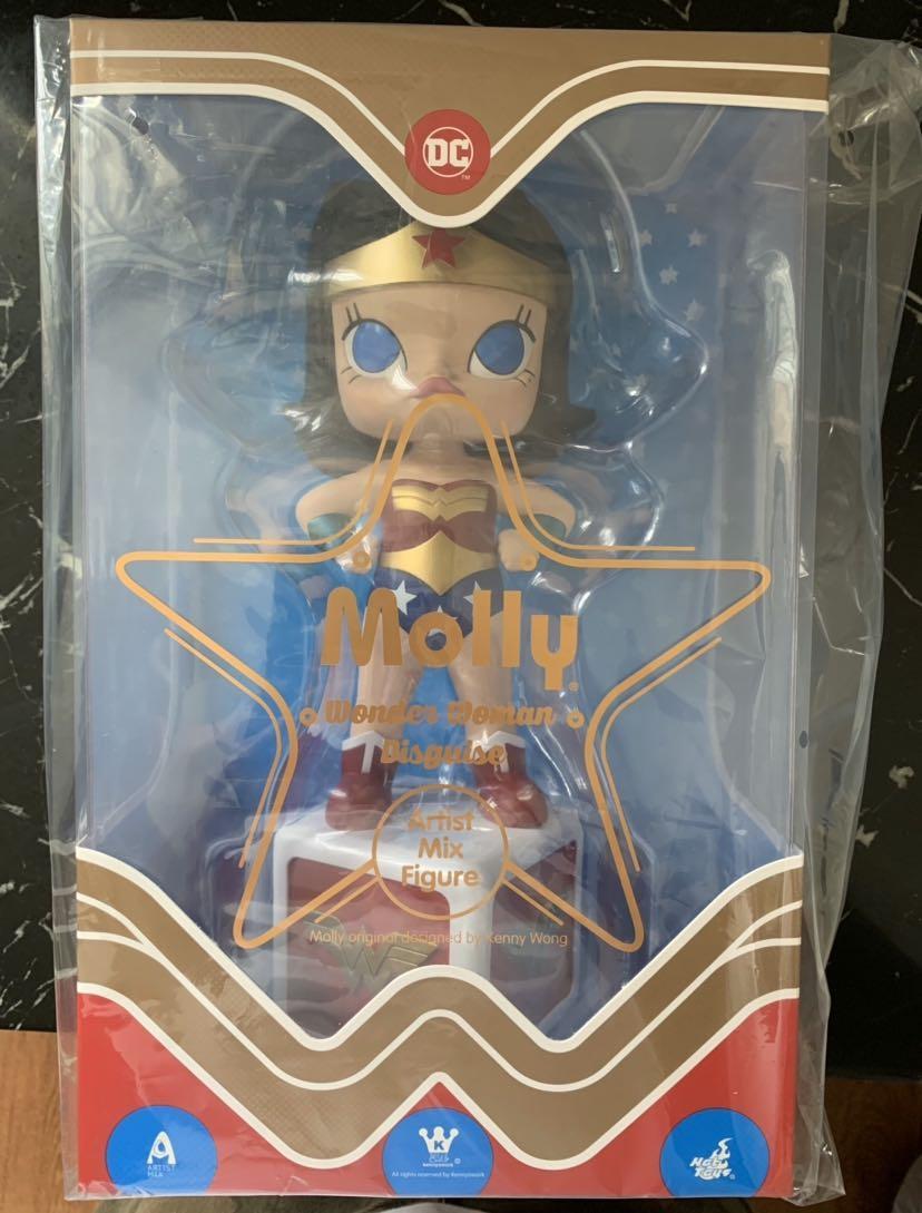 原價出售全新Molly Wonder Woman