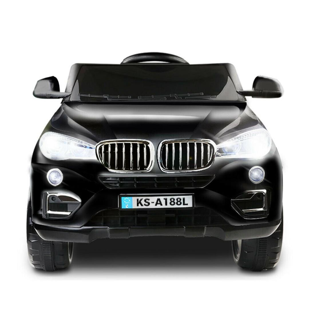 New | BMW X5 Inspired Kids Ride On Car | Black | Free Shipping