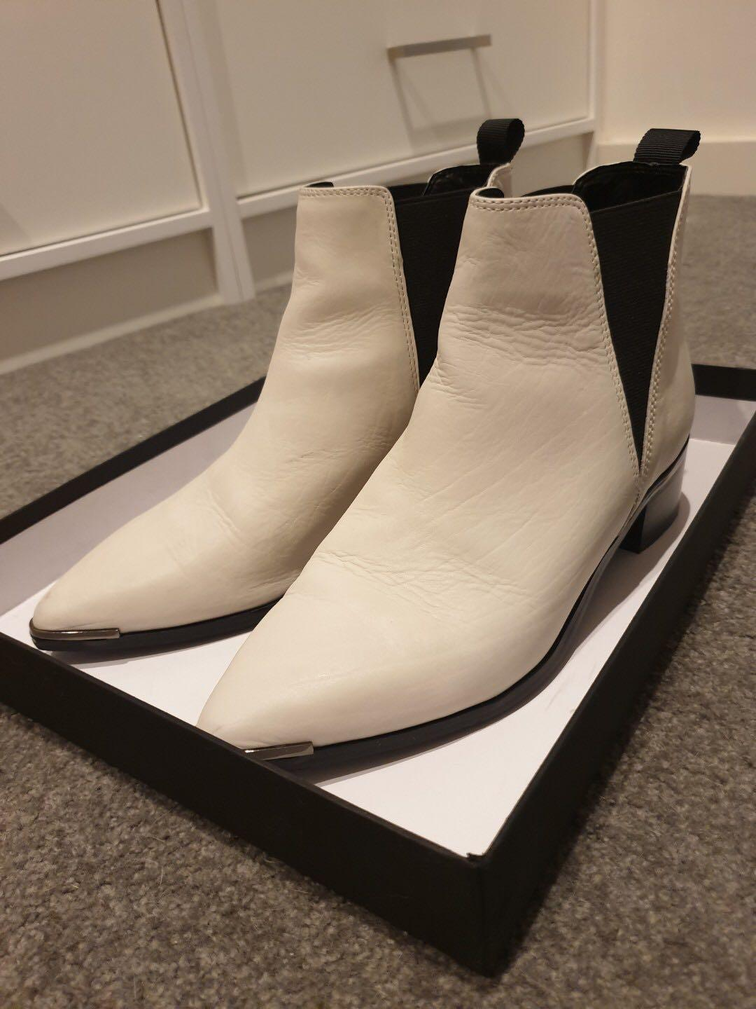 New Tony Bianco real leather boots