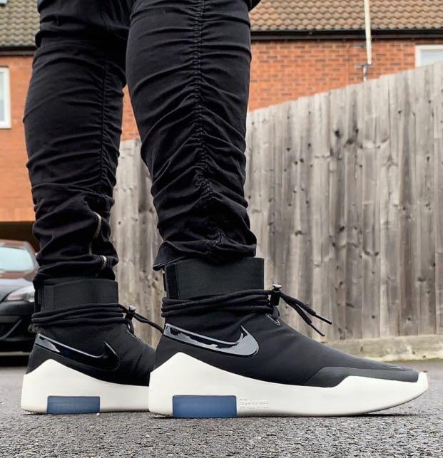 Nike Fear of God Shoot Around Black