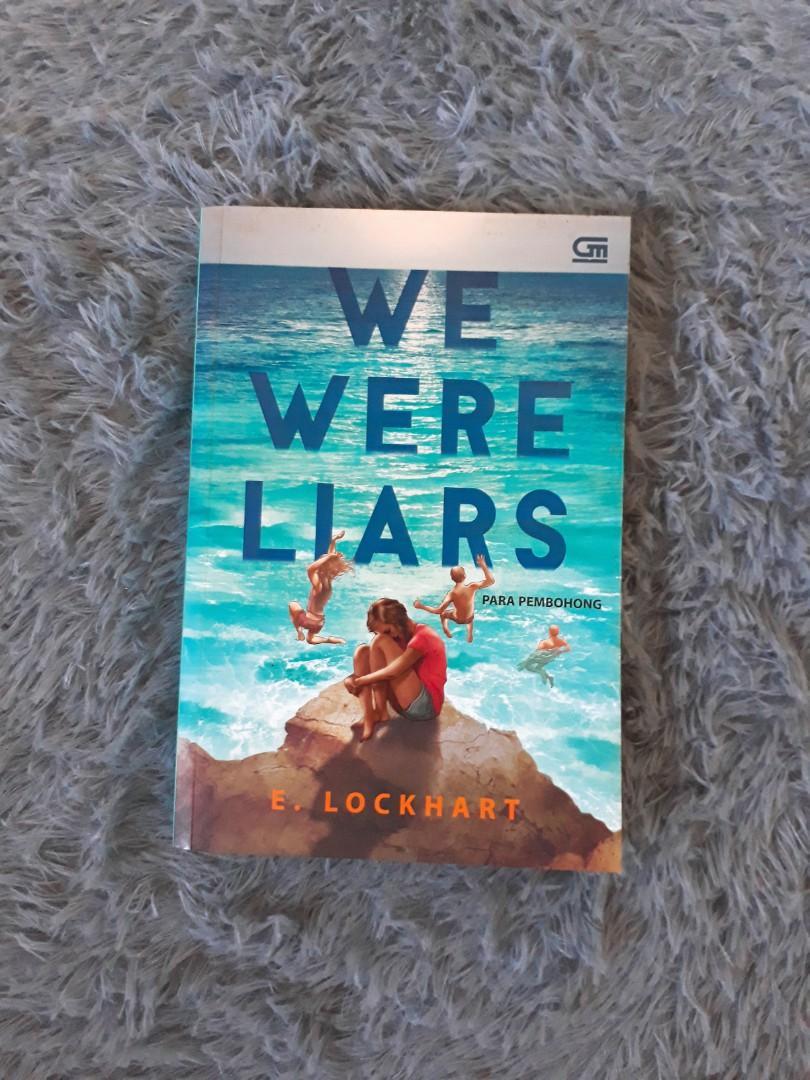 Novel We Were Liars