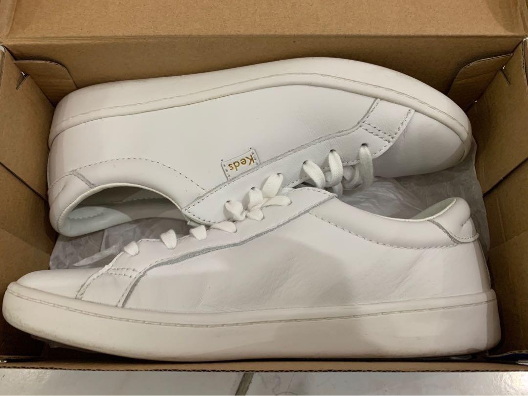 Original Keds leather shoes white 37