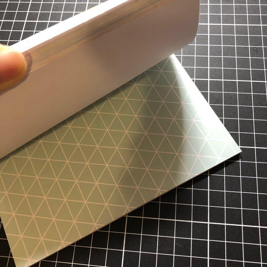 Pastel mini paper stack
