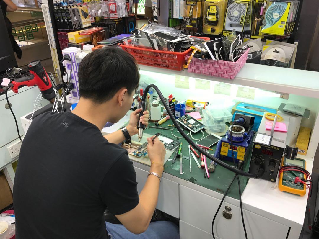 OPPO Repair, Phone Repair, iPhone Repair, R15 LCD Repair
