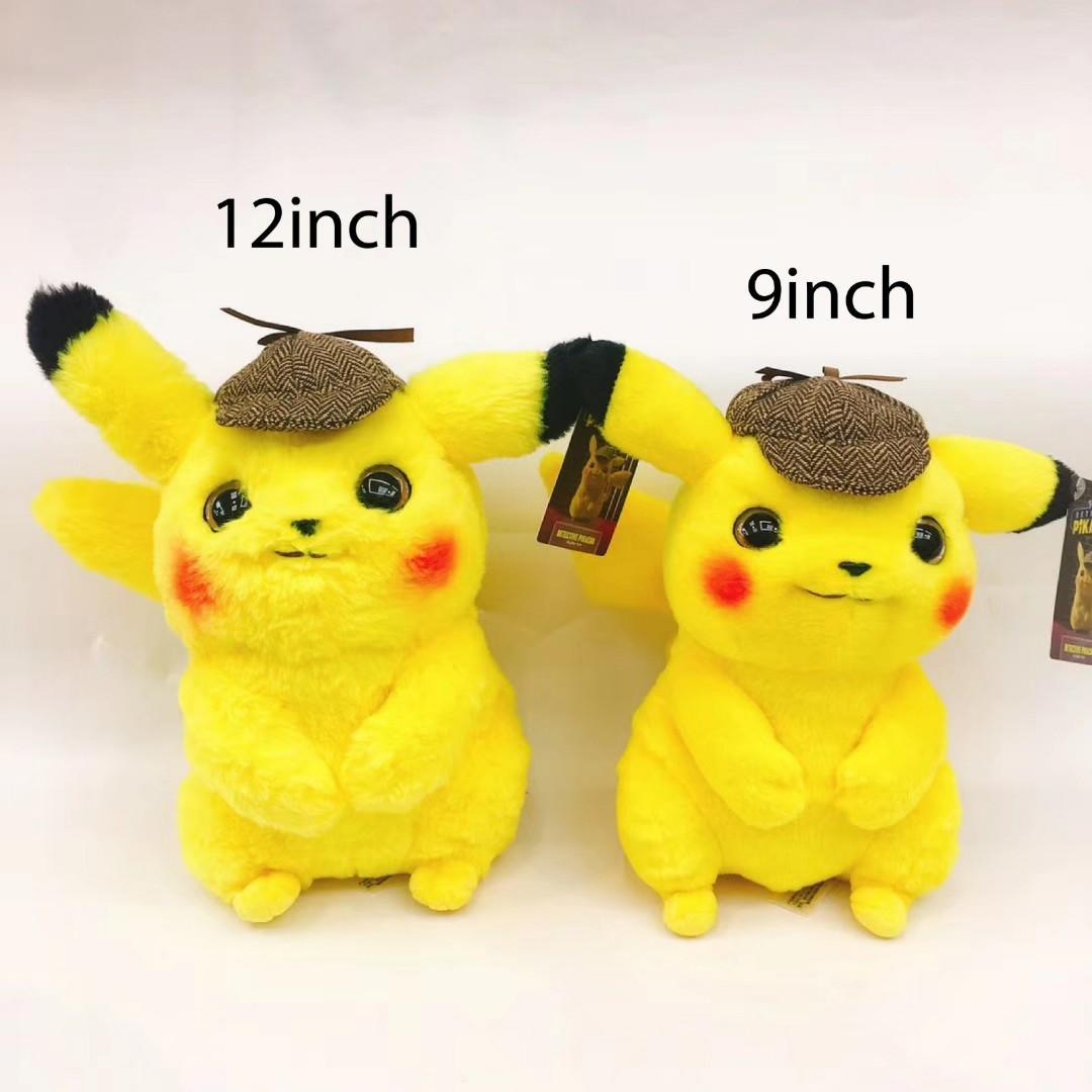 Pokémon Detective Pikachu with FREE gift