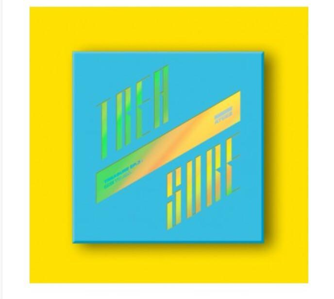 [Preorder] ATEEZ 3rd Mini Album - TREASURE EP.3 : One To All CD + POSTER