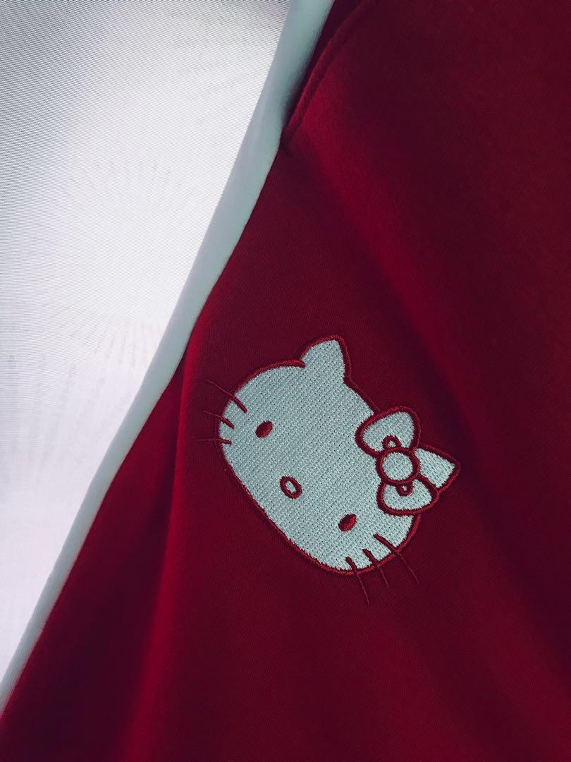 Puma X Hello Kitty Pants 50 Anniversary Suede
