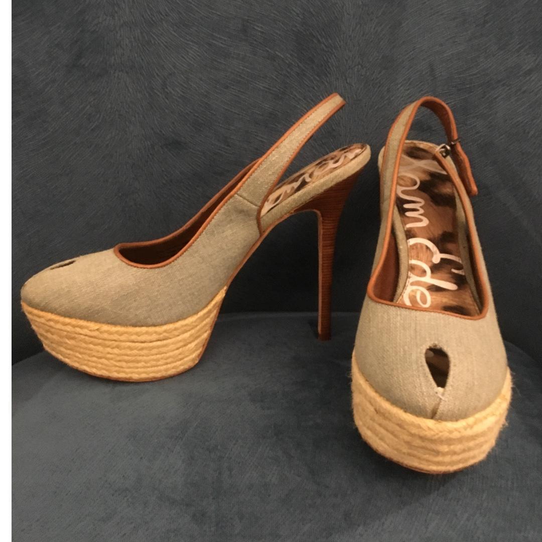 Sam edelman heels S-Novato 8 1/2