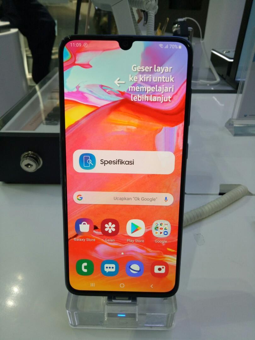 Samsung A70 Cash/kredit Bisa Promo Bunga Bisa 0%