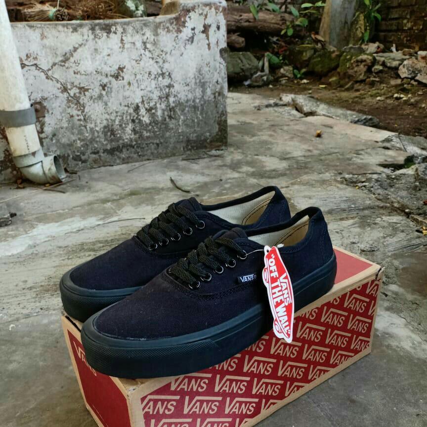 Sepatu Vans Authentic FB Premium Quality