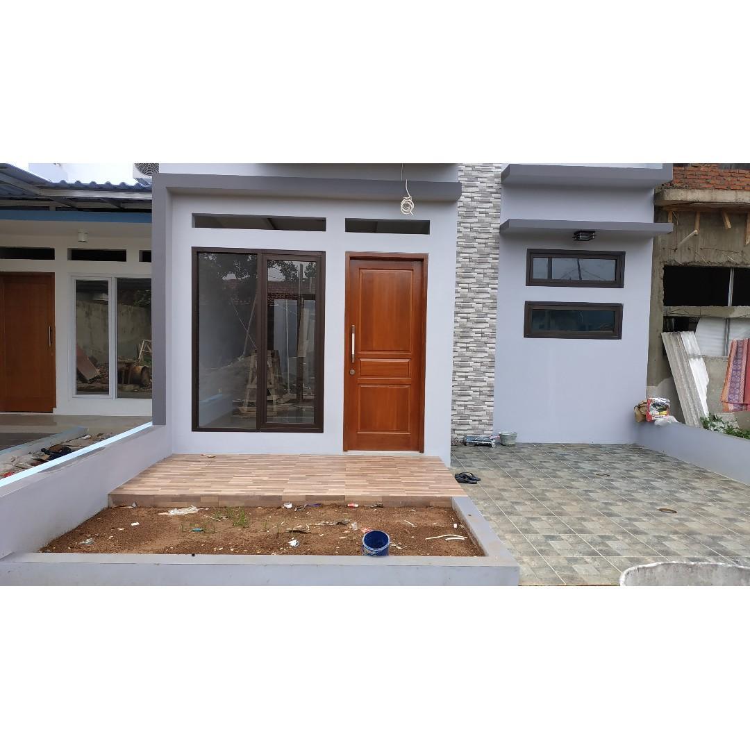 Siap Bangun Rumah Minimalis 2 Lantai Bintara Dekat Pintu Tol Stasiun