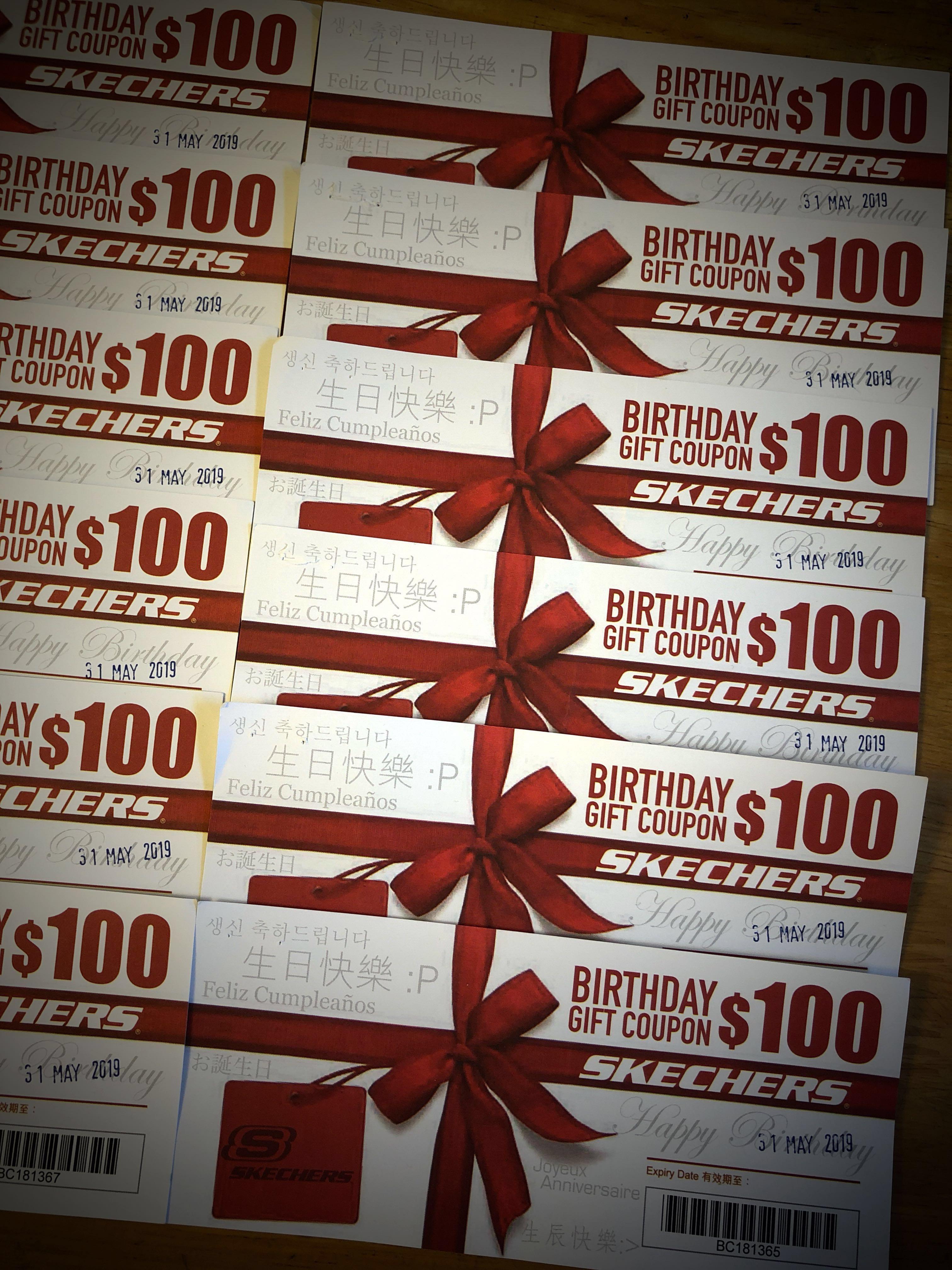 SKECHERS / MARK NASON LOS ANGELES GIFT COUPON $100