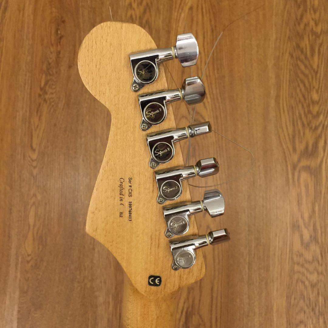 Squier affinity by fender California series