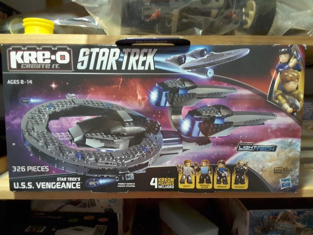Star Trek - USS Vengence