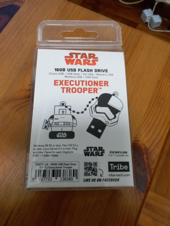 starwars 16 GB手指