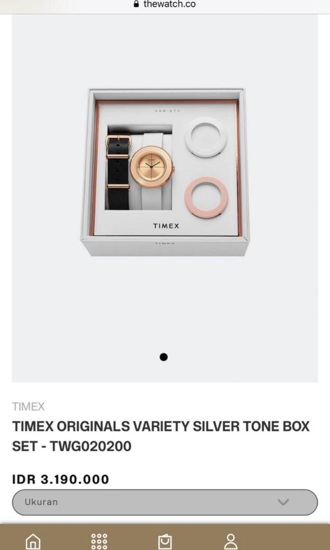 Timex ORIGINAL Variety Tone Box Set